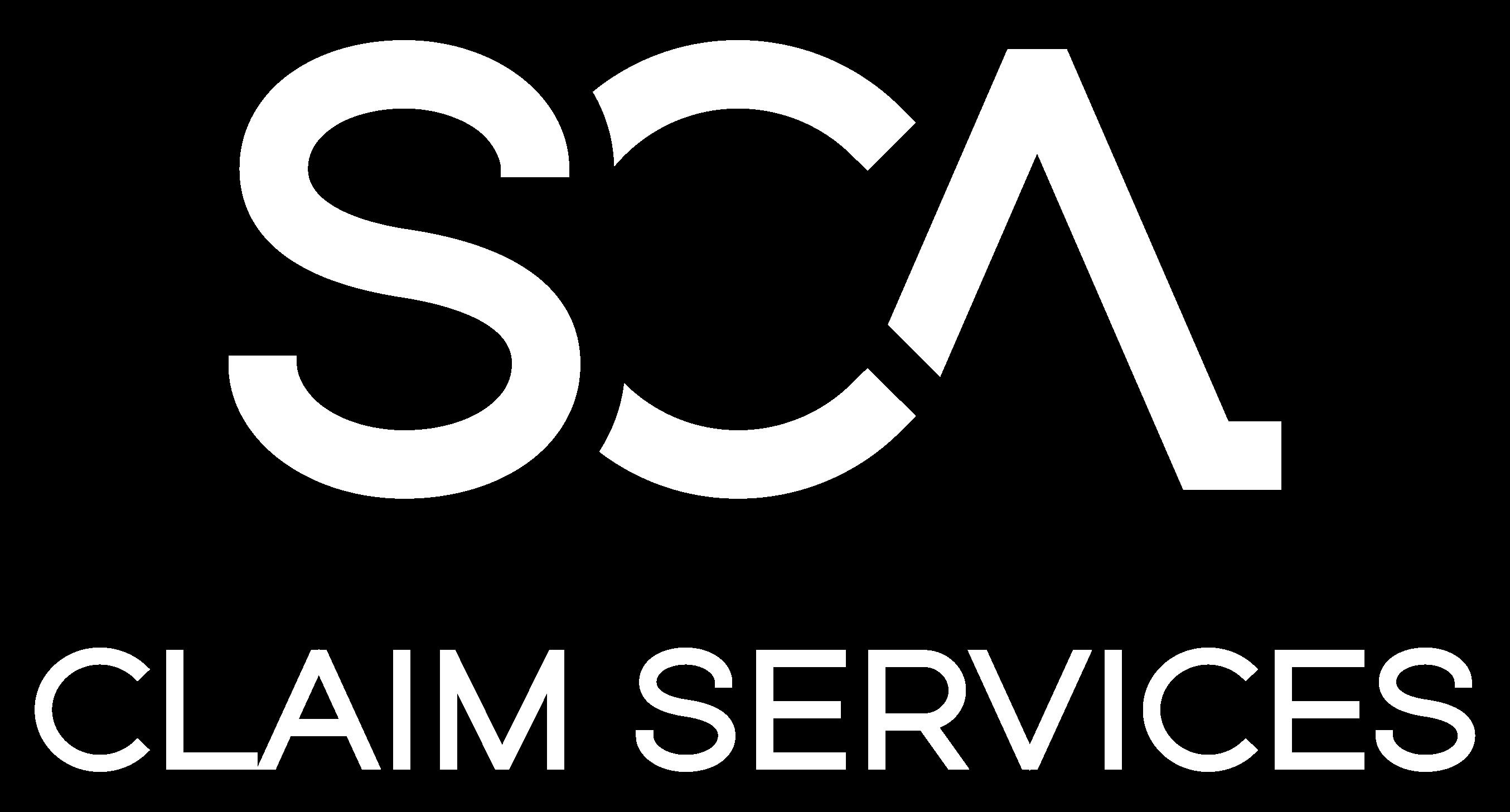 SCA Claim Services Logo